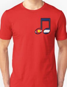 The Sound of Colorado is Music T-Shirt
