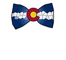 Colorado Bow-Tie Photographic Print