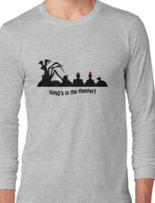 Arachnophobia!  Long Sleeve T-Shirt