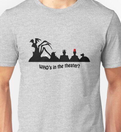 Arachnophobia!  Unisex T-Shirt
