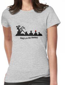 Arachnophobia!  Womens Fitted T-Shirt