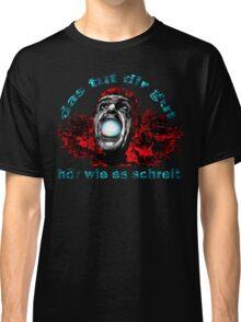 DAS TUT DIR GUT Classic T-Shirt