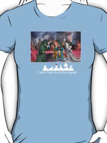 Nooooo! Not the Tardis! T-Shirt