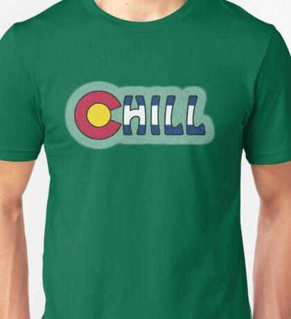 Just Chill - Colorado Unisex T-Shirt