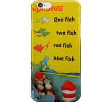 One Fish, Two Fish........    ^ iPhone Case/Skin