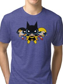 Supertough Girls Tri-blend T-Shirt
