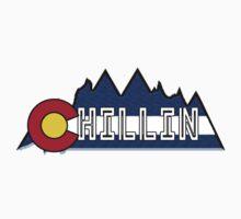 Chillin' in Colorado Kids Clothes