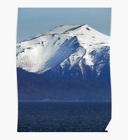 Kenai Mountains 2 Poster