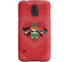 Supervillain Girls Samsung Galaxy Case/Skin