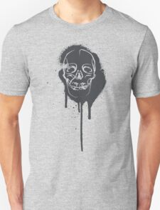 Sprayed Skull T-Shirt