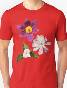 A Medley of Spring Flowers T-Shirt