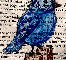 Blue Bird the first by lemon12