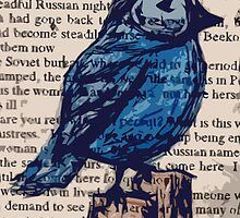 Blue Bird the second by lemon12