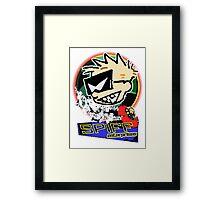 Spiff Enterprises Framed Print