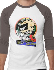 Spiff Enterprises Men's Baseball ¾ T-Shirt