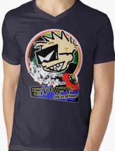 Spiff Enterprises Mens V-Neck T-Shirt