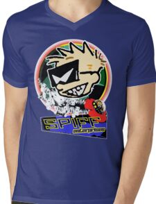 Spiff Enterprises Mens V-Neck T-Shirt