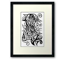 Ordered Chaos Framed Print