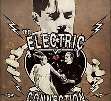The Electric Connection (Old Paper Poster) by torg