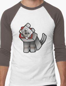 Steve's Best Friend Men's Baseball ¾ T-Shirt