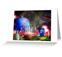 It's Universal! (Awaiting the Return) Greeting Card