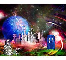 It's Universal! (Awaiting the Return) Photographic Print