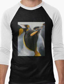 King Penguin Men's Baseball ¾ T-Shirt