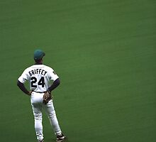 Ken Griffey Jr. by Jeff Hathaway