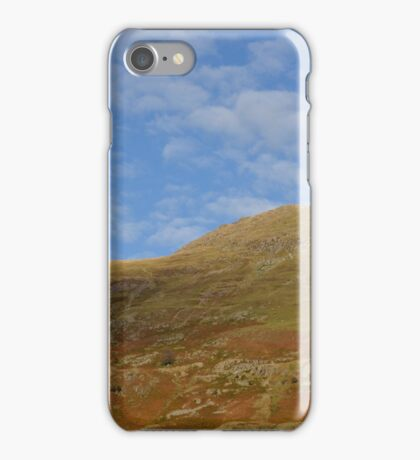 Lakeland colours iPhone Case/Skin