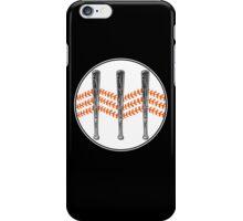 Jack White III - Baseball Logo (Alternate Giants Edition) iPhone Case/Skin