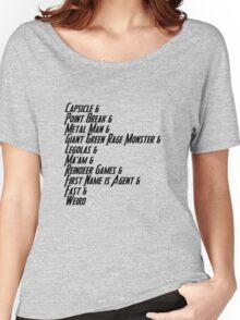 Nicknames 2.0 Women's Relaxed Fit T-Shirt