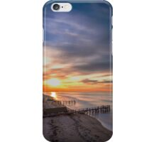 King's Point Sunset iPhone Case/Skin