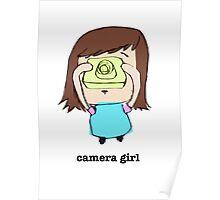 Camera Girl Poster