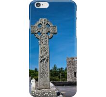 Celtic High Cross iPhone Case/Skin