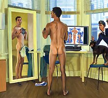 Self Reflection, Starring Jason Driskill by Paul Richmond