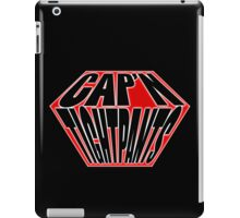 Cap'n Tightpants iPad Case/Skin