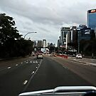 Driving in The City by Evita