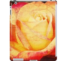 Old Love Letter iPad Case/Skin