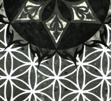 Heart Chakra Dark Sticker