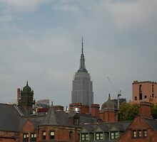 Nyc Skyline  by JazzM