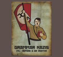 Grammar Nazis by lipbiter