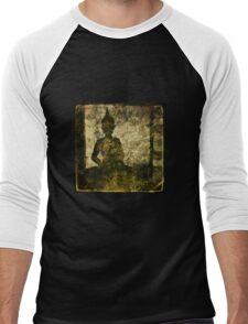 Enlighten Me Men's Baseball ¾ T-Shirt