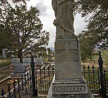 Crescenzo Headstone by Kim Barton