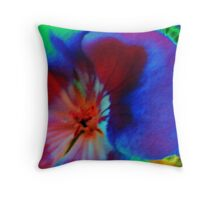 All Color Full Throw Pillow