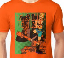 tankgirl6 YOU CHOOSE TANK COLOUR Unisex T-Shirt