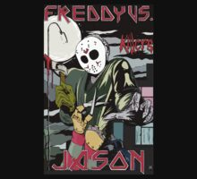 Freddy vs Jason by Brian Belanger
