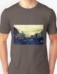 Inner City Suburb Unisex T-Shirt