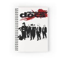 Reservoir Docs Spiral Notebook