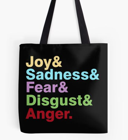 The Emotions Tote Bag