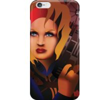 Lone Wanderer of the Wastes iPhone Case/Skin